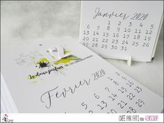 """Fati : Tampons & matrices de coupe (dies) #4enscrap """"Meilleurs voeux"""" Avant Premiere, Bullet Journal, Tampons, Calendar Pages, World Animals, Happy New Year, Winter Collection, Pixies, 20 Years Old"""