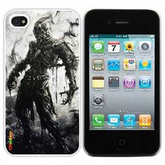 Zombies Fashion Design Hard Case Cover Skin Protector for Iphone 4 4s Iphone4 At