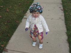 Little old lady Halloween costume