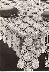 Картинки по запросу knit crochet tablecloth