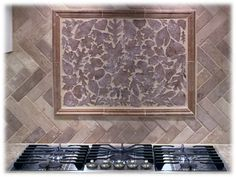 Sometimes, color can be overwhelming in a neutral tone design. By ordering custom mosaic tiles, you can create a world suited to you.
