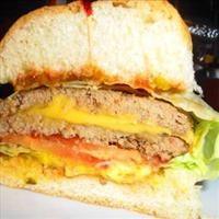 Cheesy Spicy Turkey Burger | BigOven