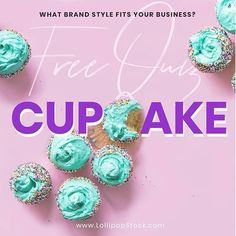"Who doesn't like cupcakes, you think? You would be actually surprised how controversial this pastry is! It's actually one of those ""You either love it or hate it"" situations. Business Stock Photos, Business Tips, Brand Guidelines, Blog Images, Social Media Graphics, Business Branding, Fashion Branding, Personal Branding, Instagram Accounts"