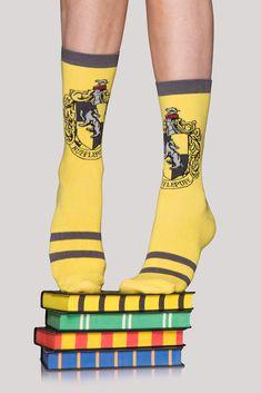 Harry Potter Socks, Dobby Harry Potter, Harry Potter Houses, Hogwarts Houses, Potters House, Sock Shop, Cotton Socks, Guys And Girls, Slytherin