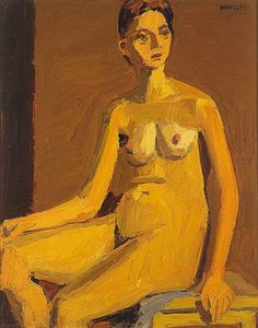274. Morlotti, Ennio - 1941-42 - Nudo
