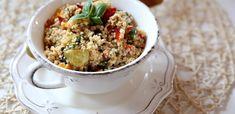 Rychlý zeleninový kuskus Oatmeal, Breakfast, The Oatmeal, Morning Coffee, Rolled Oats, Overnight Oatmeal