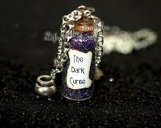 WICKED Necklace with a Witch's Hat Charm Once Upon a