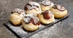 Pasta choux: origen y todas las recetas que puedes preparar con ella