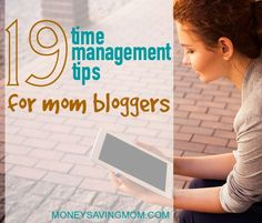 Have you ever followed a blog and wondered how a mom can possibly manage to find the time to run a successful blog on top of everything else that goes into being a mom? I know I have – and so I set out to find some answers!  It has been an honor for me to be able to interact with so many amazing blogger moms, and get their insight into how they manage working from home and family life!