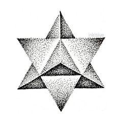 sacred geometry - merkaba/ tetrahedron…