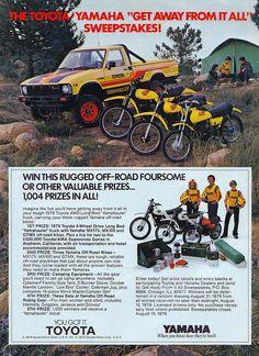 1979- Yamahauler Promo Ad