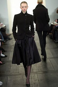 Ralph Lauren | Fall 2004 Ready-to-Wear Collection