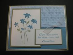 Close As A Memory by jadoherty - Cards and Paper Crafts at Splitcoaststampers