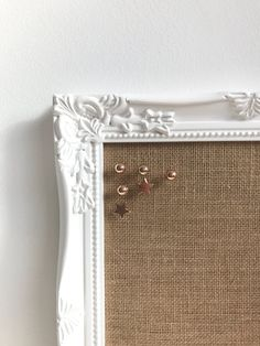 bfcf55e102b Take a look at my Bulletin Boards made from fabric covered cork board and  great for