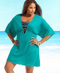 e0de2008c27 44 Best Plus Size Beach Wear images