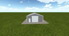 Cool 3D #marketing http://ift.tt/2gGQUGX #barn #workshop #greenhouse #garage #roofing #DIY