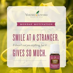 MOTIVATIONAL MONDAY with the Young Living Essential Oils! http://yldist.com/teamtimelesshealthscottandlauralee/