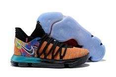 """separation shoes dc8bc 351a2 2018 Cheap Nike KD 10 """"What The"""" PE Shoes For Sale   Jordan Release"""