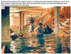 movies, interesting, cool, facts, hollywood, 33 Little Known Interesting Facts About Titanic the Movie