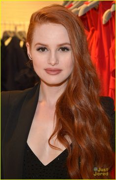 Riverdale's Madelaine Petsch Joins Paris Berelc & Lilimar at Jovani's LA Launch: Photo Madelaine Petsch shows off her long legs while arriving at the Jovani L. Beautiful Redhead, Beautiful Celebrities, Cheryl Blossom Riverdale, Redhead Makeup, Red Hair Woman, Ginger Girls, Madelaine Petsch, Ginger Hair, New Hair
