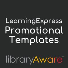 43 best ebsco learningexpress promotional templates images on learning express word out library displays promotion fandeluxe Choice Image