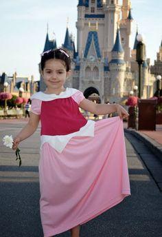 Disfraces de princesas Disney