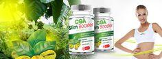 CGA BOOSTER poprawia metabolizm.