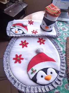 Christmas Stockings, Christmas Tree, Xmas Crafts, Flocking, Margarita, Diy Home Decor, Snowman, Projects To Try, Fifa