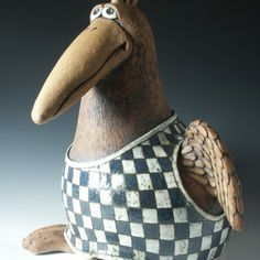 Ptáci Gallery, Ceramic Birds, Roof Rack