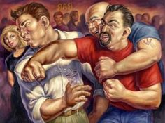 Fights Are Not Self-Defense with Alain Burrese