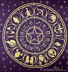 ☆ Wheel of Zodiac Symbols :¦: By Nomadsoul1☆