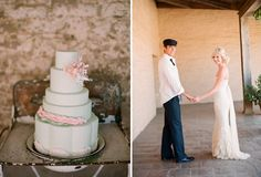 gorgeous shipwrecked wedding theme. Love the rope detail on the cake.