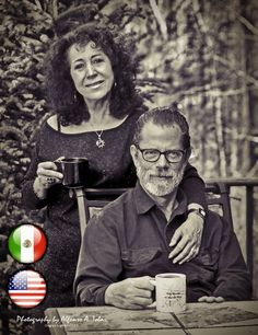 BLANCA ZENDEJAS AND BRIAN NIENHAUS  (MEXICO AND USA) HOUSEWIFE  AND HUSBAND PROFESSOR AT ELON UNIVERSITY, STRANGERS INTO NEIGHBORS: THE LATINOS AND HISPANICS IN ALAMANCE COUNTY, NC PHOTO PROJECT AND PUBLIC EXHIBITION/ PROYECTO Y EXPOSICION FOTOGRAFICA PUBLICA [https://www.facebook.com/STRANGERSINTONEIGHBORS] [The KELTEHÜE News...]
