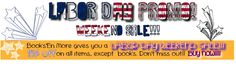 Check out our Labor Day weekend sale! www.booksenmore.com