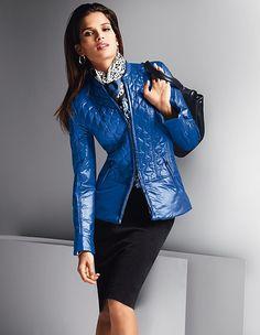 Quilted jacket | Madeleine Fashion
