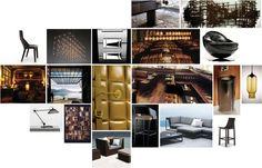 larahvmoravek - projects - VIP lounge Interior Design Presentation, Portfolio Presentation, Project Presentation, Graphic Design Layouts, Layout Design, Material Board, Concept Board, Chinese Style, Yabu Pushelberg