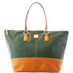 Dooney & Bourke: Lambskin O-Ring Shopper