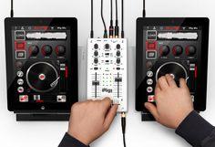 iRig Mix - iOS DJ And Audio Mixer