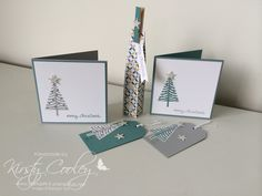 StampIN-K Mini Christmas Class October 2014  Stampin' Up!