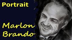Drawing Marlon Brando