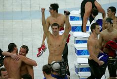 Michael Phelps is the flag bearer of Team USA for the Rio 2016 opening ceremony - http://www.sportsrageous.com/2016-rio-olympics/rio-olympics-michael-phelps-flag-bearer-team-usa-opening-ceremony/39029/