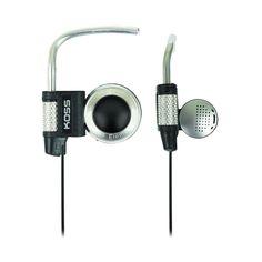 Koss - KDE250 Over-The-Ear Mount Headphones - Black