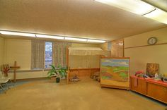 Drama Room by Algoma Boulevard United Methodist Church, via Flickr