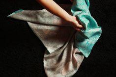 Scarve: Annie Textile creation by Anne Perrien Photography by Caroline Garnier