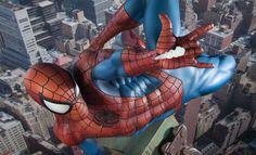 The Amazing Spider-Man Premium Format™ Figure