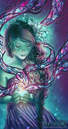 Birth by Bea-Gonzalez on deviantART