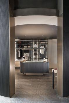 Shake Stand on Behance Wardrobe Closet, Walk In Closet, Living Room Decor Inspiration, Luxury Closet, Luxury Wardrobe, Contemporary Kitchen Design, Wardrobe Design, Interior Stylist, Elegant Homes