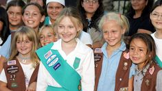 Some of our famous formers...great for Seniors earning the Girl Scout Way badge.