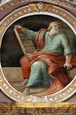 Giovanni Bisconti e Orazio Martini, Mosè, S. Pietro.