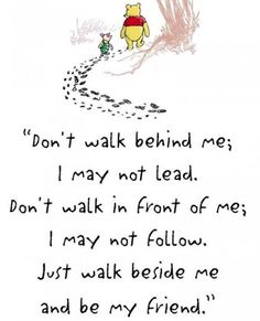 friends quotes & We choose the most beautiful Winnie the Pooh quotes to guide you through life for you.Winnie the Pooh quotes most beautiful quotes ideas Cute Friendship Quotes, Cute Quotes, Great Quotes, Quotes To Live By, Inspirational Quotes, Motivational Quotes, Friend Friendship, Bff Quotes, Daily Quotes